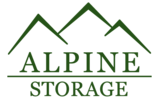 Alpine Storage logo